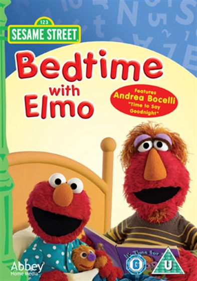 Picture of Bedtime With Elmo