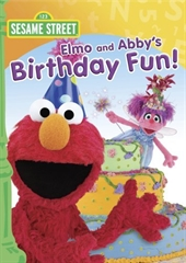 Picture of Elmo and Abbys Birthday Fun