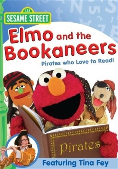 Picture of Elmo And The Bookaneers Pirates Who Love To Read