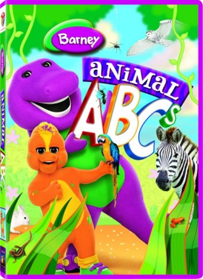 Picture of Barney Animal ABC