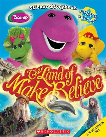 Picture of Barney Land Of Make Believe