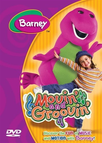 Picture of Barney Moving & Grooving