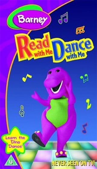 Picture of Barney Read With Me, Dance With Me