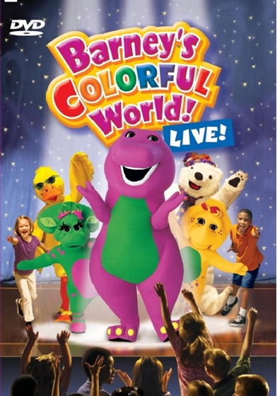 Picture of Barney's Colourful World Live!
