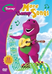 Picture of More Barney Songs