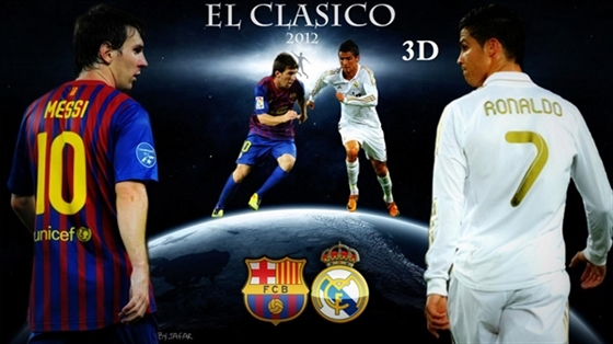 Picture of Barcelona Vs Real Madrid 21.04.2012 3D (2012)