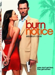 Picture of Burn Notice Season 1 [Bluray]