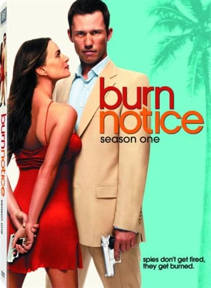 Picture of Burn Notice Season 1 [Bluray]