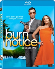 Picture of Burn Notice Season 2 [Bluray]
