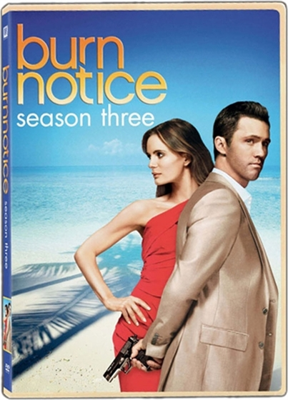 Picture of Burn Notice Season 3 [Bluray]