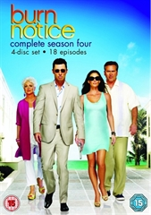 Picture of Burn Notice Season 4 [Bluray]