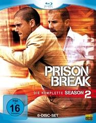 Picture of Prison Break - Season 2 [Bluray]