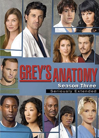 Picture of Grey's Anatomy Season3
