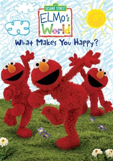 Picture of Elmo's World What Makes You Happy