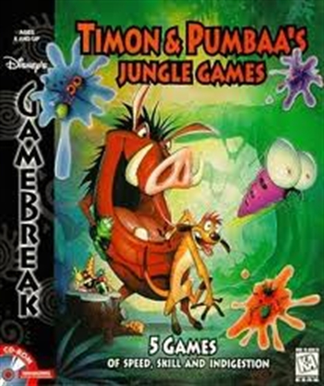 Picture of Best Of Timon And Pumbaa