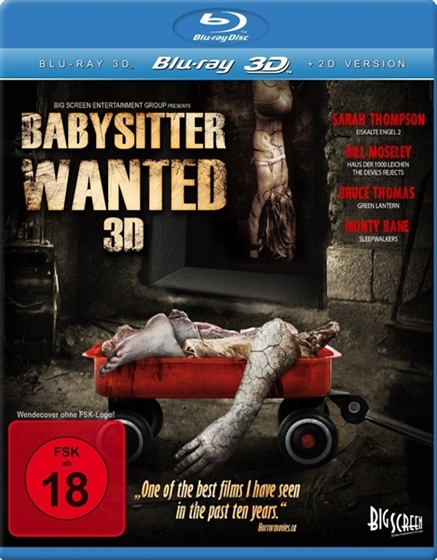 Picture of Babysitter Wanted 3D