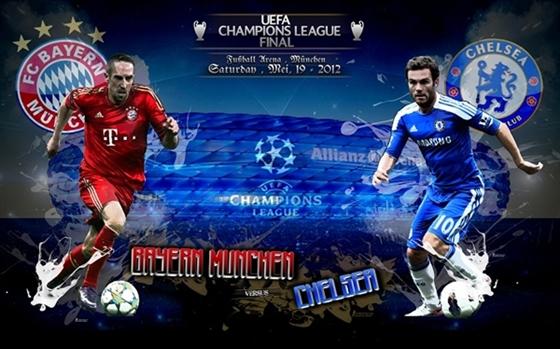 Picture of Bayern München VS Chelsea 3D (2012)