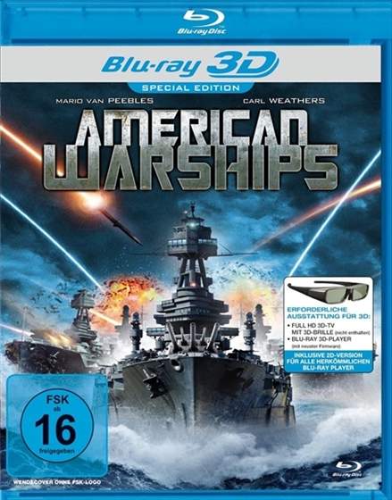 Picture of American Warships 3D (2012)