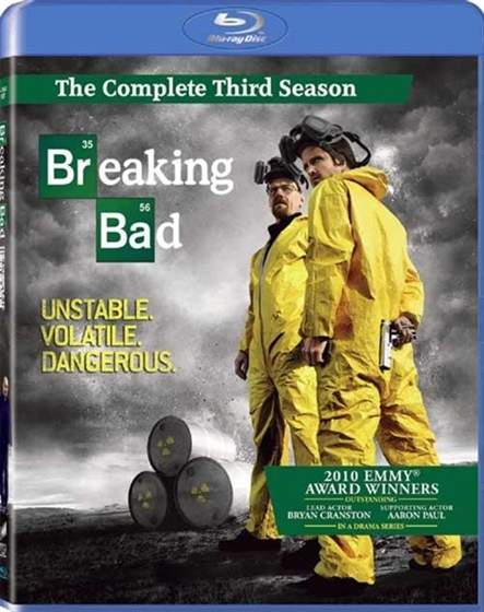 Picture of Breaking Bad - Season 3 [Bluray]