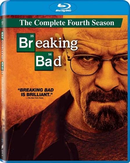 Picture of Breaking Bad - Season 4 [Bluray]
