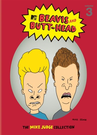 Picture of Beavis and Butthead - Season3