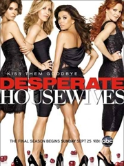 Picture of Desperate Housewives - Season 8 [Bluray]