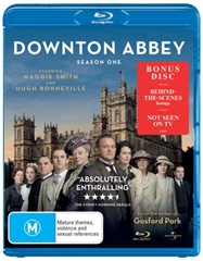 Picture of Downton Abbey - Season 1 [Bluray]