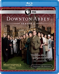 Picture of Downton Abbey - Season 2 [Bluray]