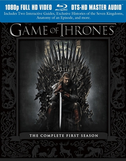 Picture of Game Of Thrones 1080p - Season1 [Bluray]