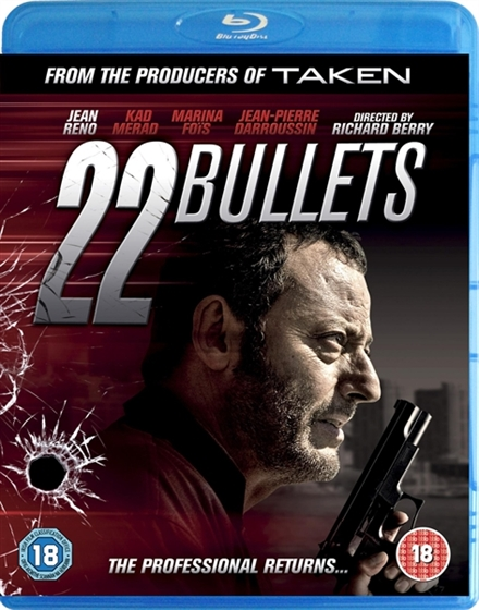 Picture of 22 Bullets (2010)