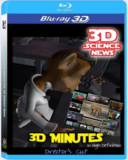 Picture of 3D Science News 3D (2012)