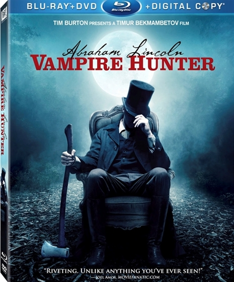 Picture of Abraham Lincoln Vampire Hunter (2012)
