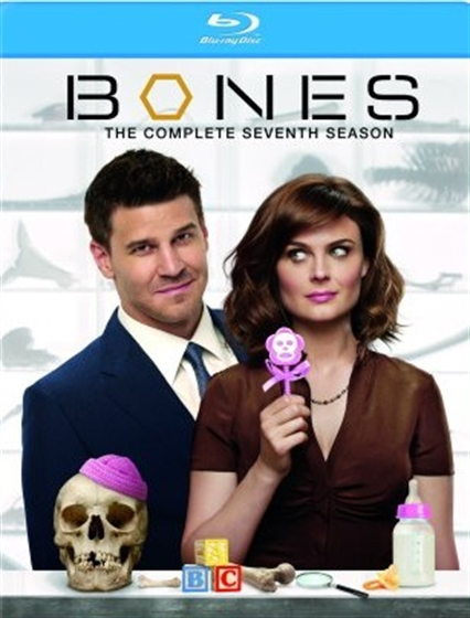 Picture of Bones Season7 - BluRay