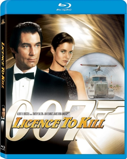 Picture of James Bond License to Kill Part 18 (1989)