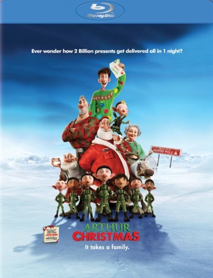 Picture of Arthur Christmas (2011)