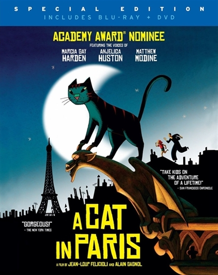 Picture of A Cat In Paris (2010)