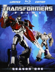 Picture of Transformers Prime - Season1 [BluRay]