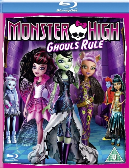 Picture of Monster High Ghouls Rule [2012]