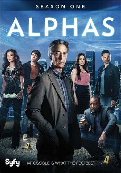 Picture of Alphas 720p - Season1
