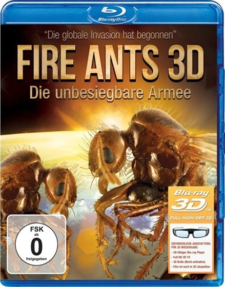 Picture of Fire Ants The Invincible Army 3D [2012]