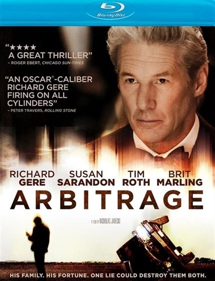 Picture of Arbitrage [2012]