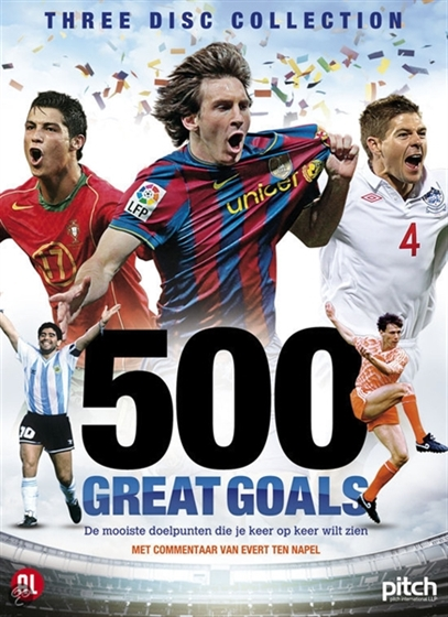 Picture of 500 GREAT GOALS