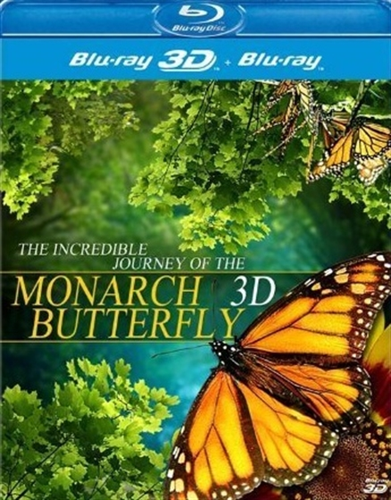 Picture of The Incredible Journey of the Monarch Butterfly  3D [2012]