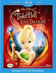 Picture of Tinker Bell The Lost Treasure [2009]