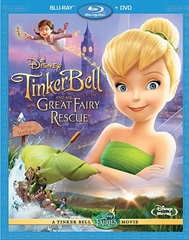 Picture of Tinker Bell And The Great Fairy Rescue [2010]