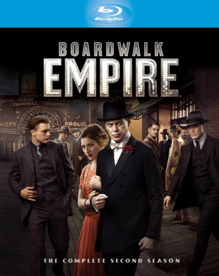 Picture of Boardwalk Empire - Season 2 [Bluray]