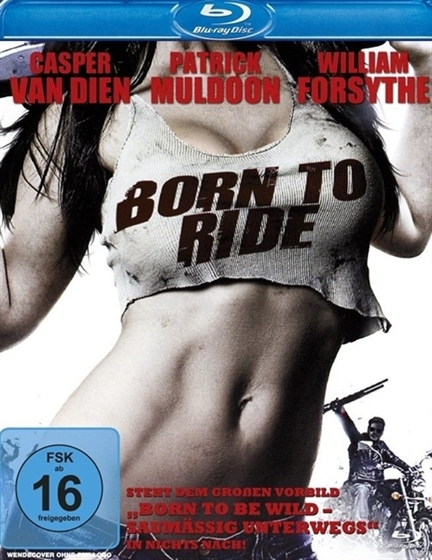 Picture of Born to Ride [2011]