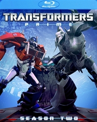 Picture of Transformers Prime - Season 2 [BluRay]