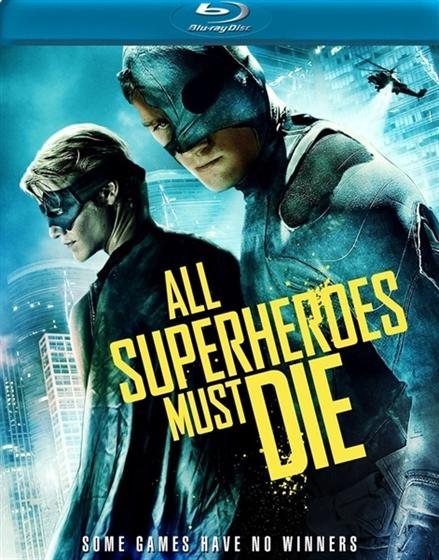 Picture of All Superheroes Must Die [2011]