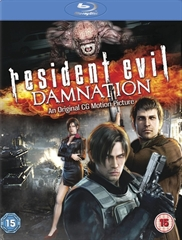 Picture of Resident Evil Damnation 3D [2012]